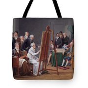 The Atelier Of Madame Vincent  Tote Bag