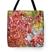The Autumn Leaves Tote Bag