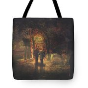 The Autumn Of Our Life Tote Bag