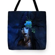 The Autumn Witch 02 Tote Bag