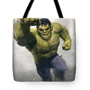 The Avengers Age Of Ultron 2015 21 Tote Bag