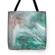 The Awakened Tote Bag by Sonya Wilson