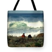 The Awesome Pacific In All Her Glory Tote Bag
