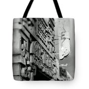 The Aztec Hotel Tote Bag