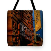 The Aztec Tote Bag