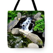 The Babbling Brook Tote Bag