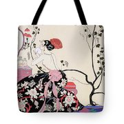 The Backless Dress Tote Bag
