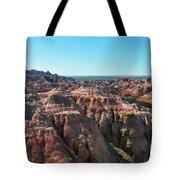 The Badlands Tote Bag by Sharon Seaward