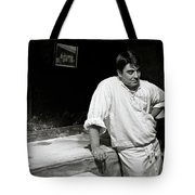 The Baker Tote Bag by Dave Bowman