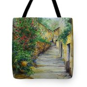 The Balearics Typical Spain Tote Bag