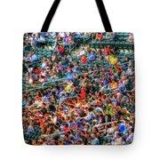 The Ballgame Tote Bag by Jeff Breiman