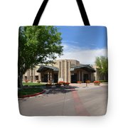 The Ballroom At The Arizona Biltmore Tote Bag