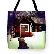 The Bally House Greenhouse Tote Bag