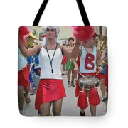 The Band Played On... Tote Bag