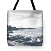 The Bank Of Ganges Tote Bag