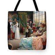 The Baptism Tote Bag