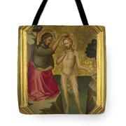 The Baptism Of Christ Tote Bag