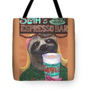 The Barista Tote Bag