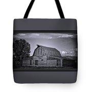 This Old Barn  Tote Bag