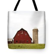 The Barn - Color Tote Bag