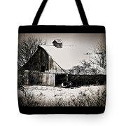The Barn Tote Bag