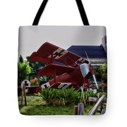 The Baron  Tote Bag
