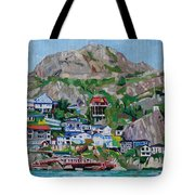 The Battery Tote Bag