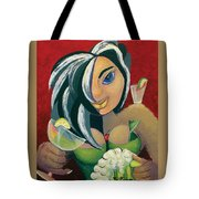 The Barwaitress Tote Bag