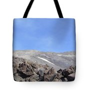 The Base Of Mt St Helens  Tote Bag