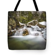 The Basin Cascades Tote Bag