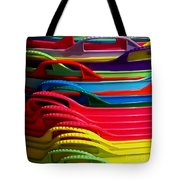 The Baskets Tote Bag