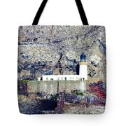 The Bass Lighthouse Tote Bag