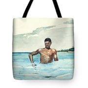 The Bather, 1899 Tote Bag