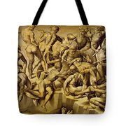 The Battle Of Cascina Tote Bag