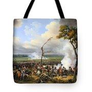 The Battle Of Hanau Tote Bag