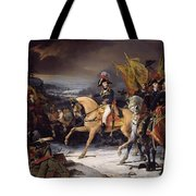 The Battle Of Hohenlinden Tote Bag