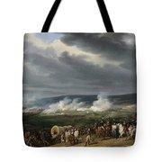 The Battle Of Jemappes Tote Bag