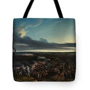 The Battle Of Montmirail Tote Bag