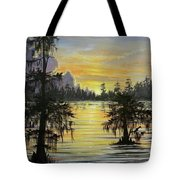 The Bayou Tote Bag