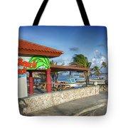 The Beach - Arashi Beach - Aruba - West Indies Tote Bag