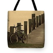 The Beach Comber Tote Bag