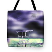 The Beach Electric. Tote Bag