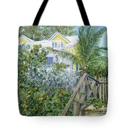 The Beach House Tote Bag