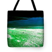 The Beach In Colors  Tote Bag