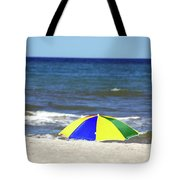 The Beach Is Mine Tote Bag