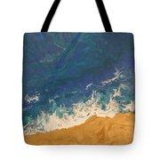 The Beach - Tac Tote Bag