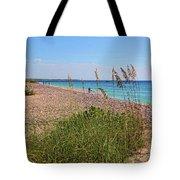 The Beaches Of Boca Grande Tote Bag