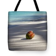 The Beaches Of Rarotonga Tote Bag