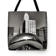 The Bean - 3 Tote Bag