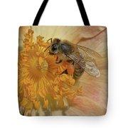 The Beautiful Bee Tote Bag